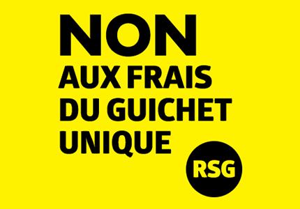 Guichet unique pour les RSG : Notre détermination met fin à l'iniquité