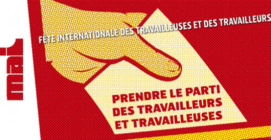 Fête internationale des travailleuses et travailleurs