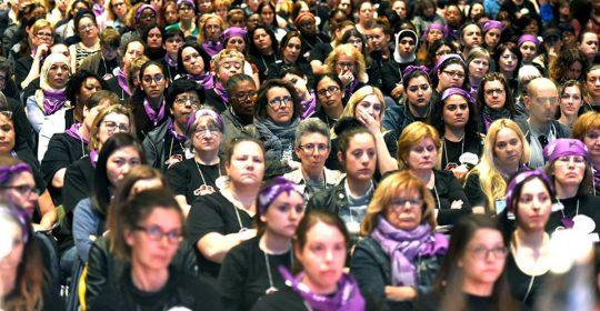 Les travailleuses des CPE de Montréal-Laval votent à 91 % en faveur du recours à la grève générale illimitée
