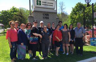 Négocier ensemble dans les centres d'hébergement privés, dans tout le Québec, pour des conditions de travail décentes