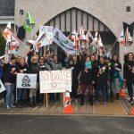 Deux autres syndicats de CPE de Lanaudière en grève d'un jour
