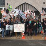 Grève de 200 travailleuses de sept CPE dans Lanaudière