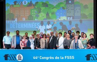 Rencontre de la FSSS-CSN avec le MSSS et le CPNSSS