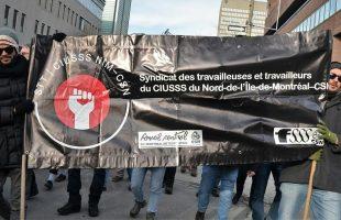 La FSSS-CSN dénonce le blocage de la négociation locale au CIUSSS du Nord-de-l'Île-de-Montréal