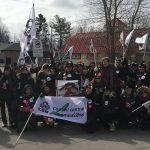 Les travailleuses du CPE Multi-Gardes de Saint-Lin reprennent leur lutte