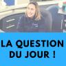 La première question du jour!