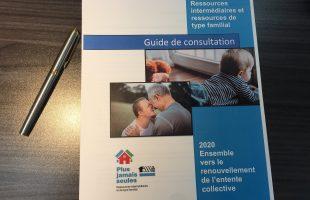La réforme Barrette fait mal aux ressources intermédiaires et de type familial (RI-RTF)