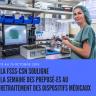 La FSSS-CSN souligne la semaine des préposé-es au retraitement des dispositifs médicaux