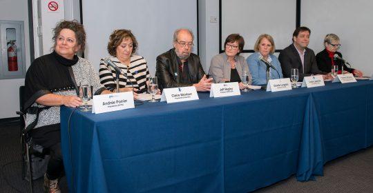 Les organisations syndicales du secteur de la santé et des services sociaux sonnent l'alarme