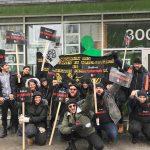 Entente de principe adoptée à l'unanimité chez Cactus Montréal
