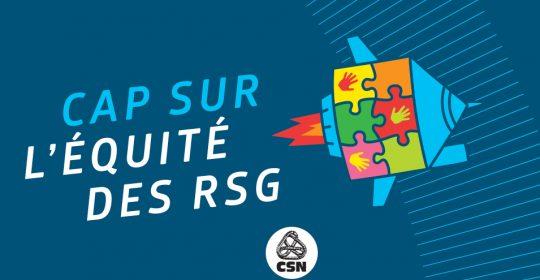Les 3000 RSG–CSN acceptent sans enthousiasme l'entente de principe recommandée par le médiateur