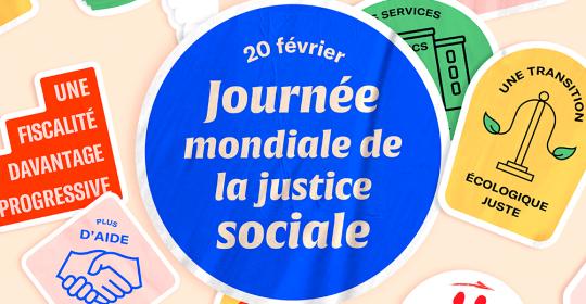 Journée mondiale de la justice sociale