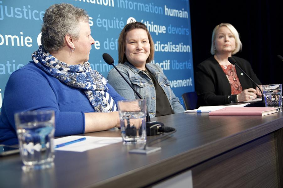 Une sécurité intermittentepour les enfants en CPE au Québec