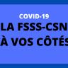 La FSSS-CSN intervient pour le personnel à risque