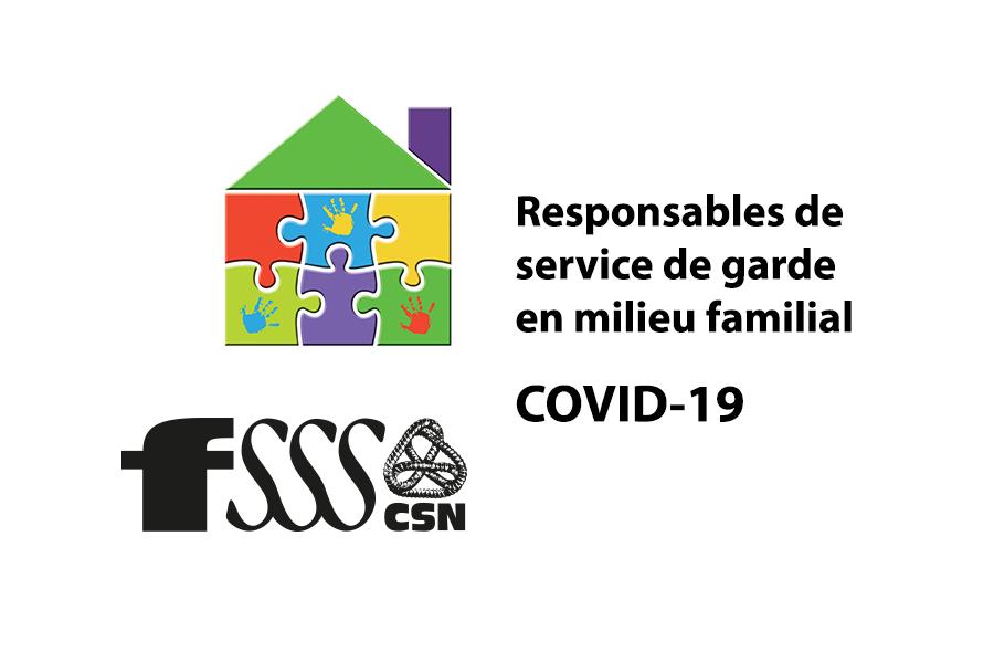 COVID-19 : Consignes pour les RSG