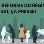 La CSN réclame une réforme de la Loi sur la santé et la sécurité du travail