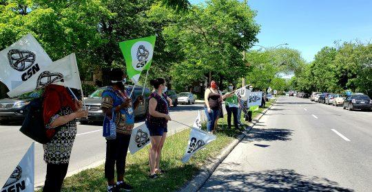 Au CIUSSS de l'est-de-l'ile-de-Montréal, nous sommes tous essentiels! !