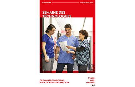 La FSSS-CSN souligne la semaine des technologues