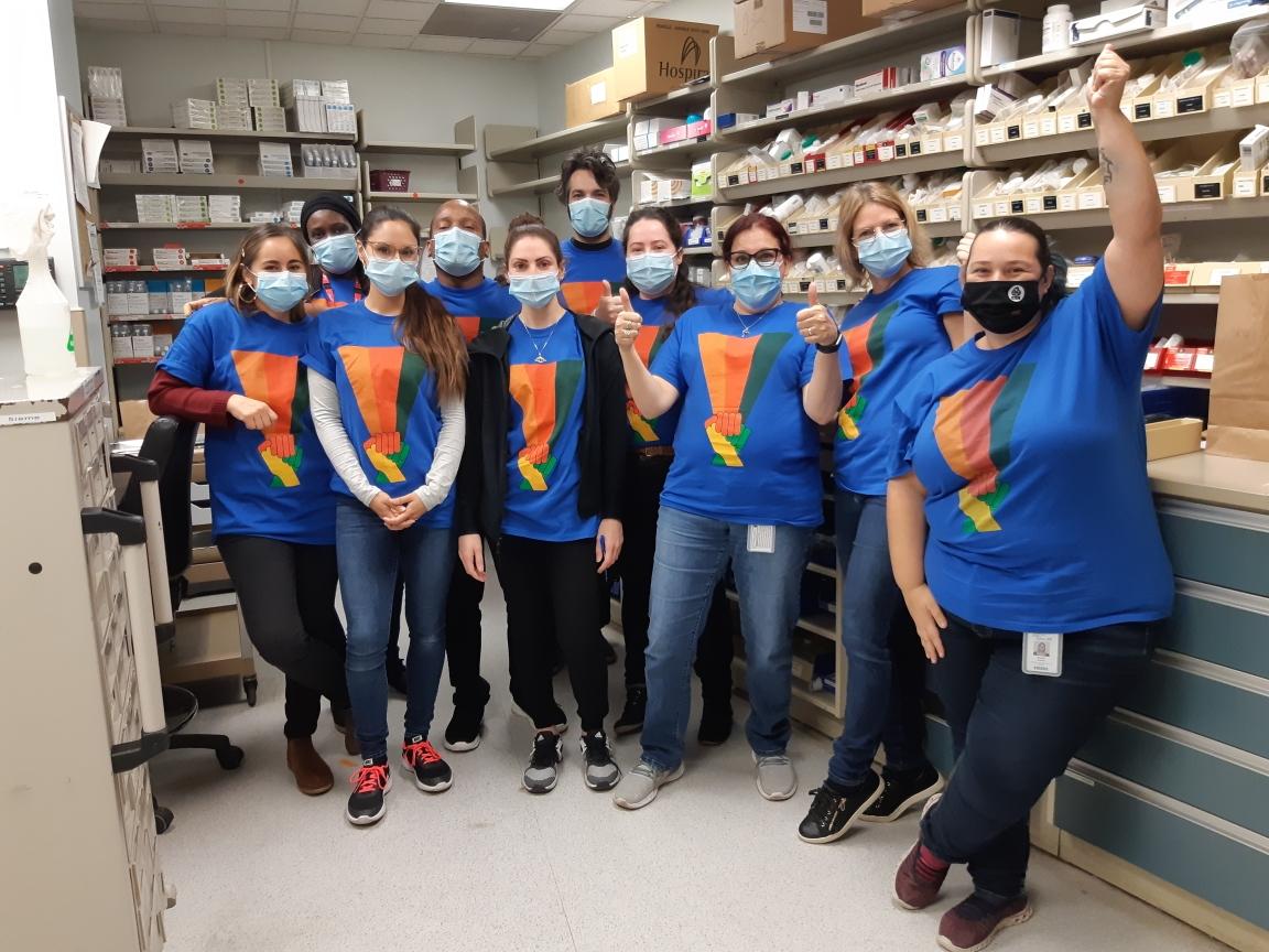 Les assistantes techniques en pharmacie exigent le respect!