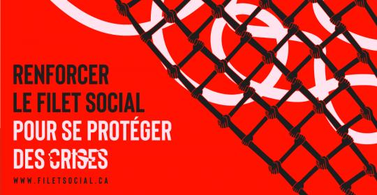 Signons la pétition! Renforcer le filet social pour se protéger des crises